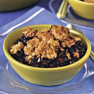 Blueberry-Almond Cobbler Recipe