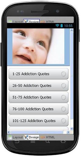 Best Addiction Quotes
