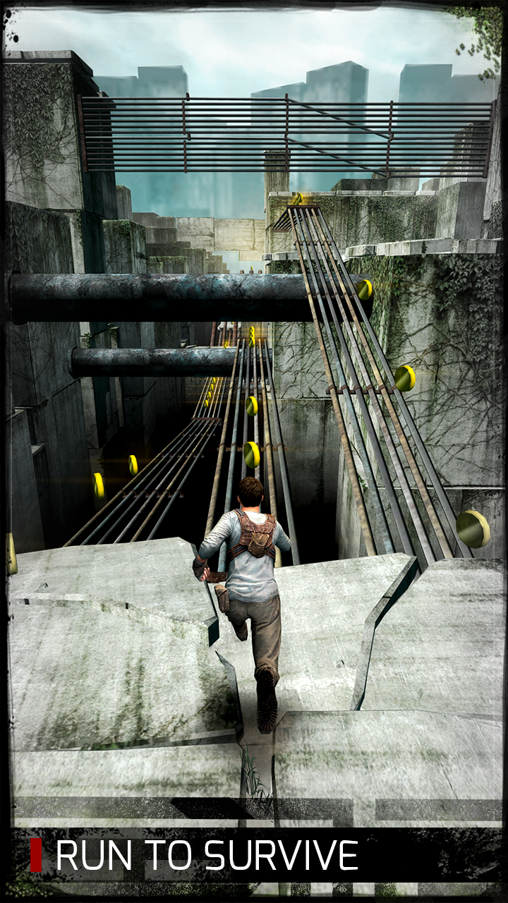 The Maze Runner screenshot #3