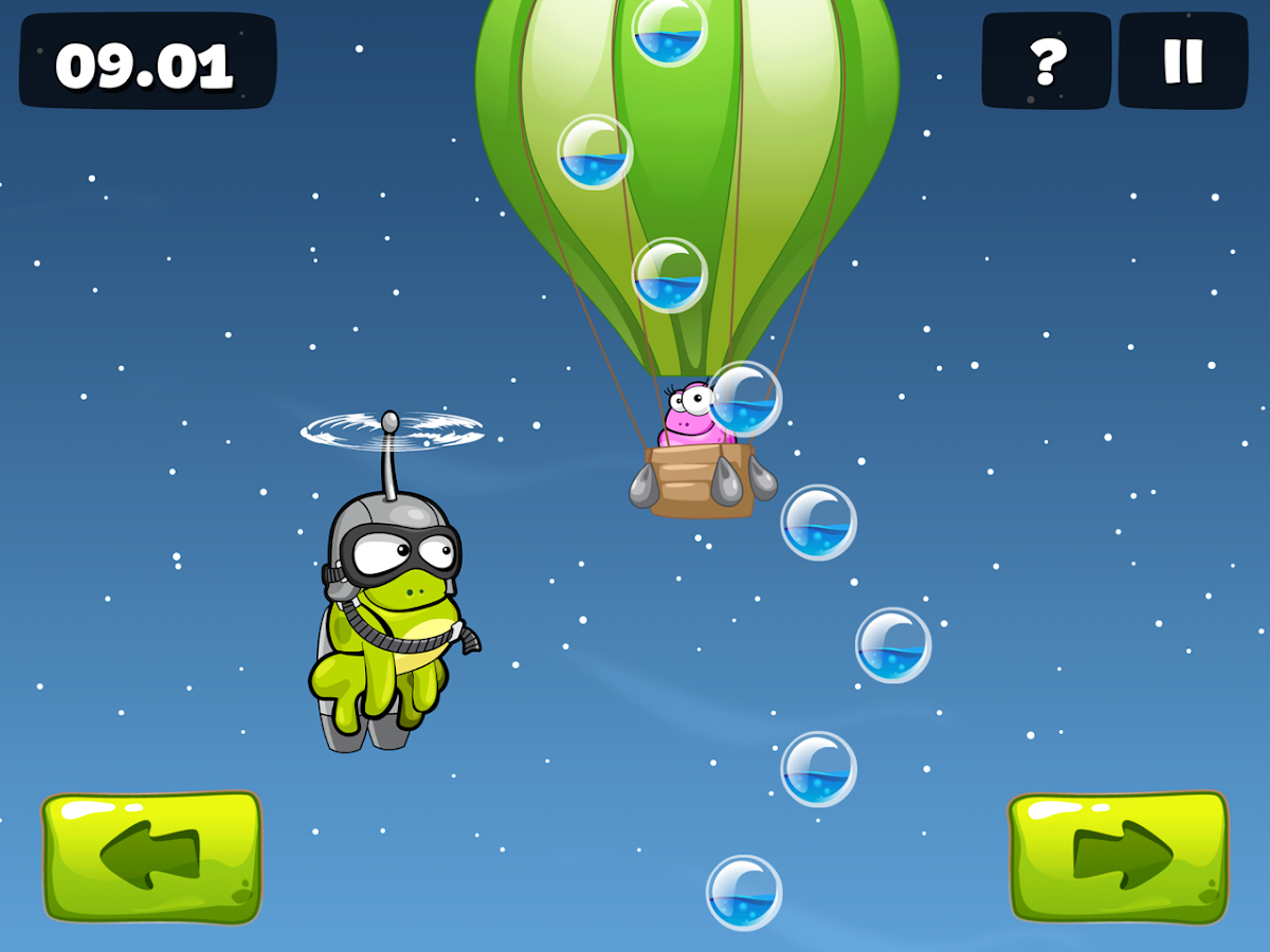 Tap the Frog HD - screenshot