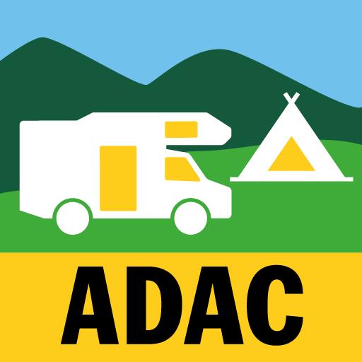 adac camping app