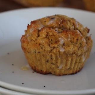 Lemon Poppyseed Acorn Squash Muffins