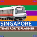Singapore Train Route Planner icon