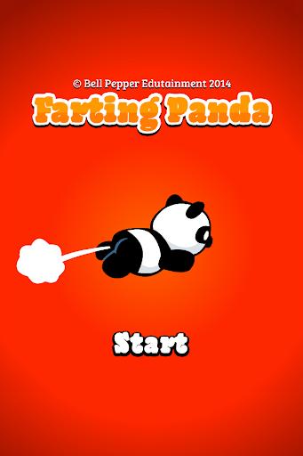 Farting Panda