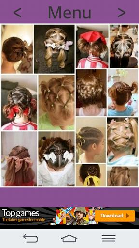 Hairstyles for girls 24.0.0 screenshots 3