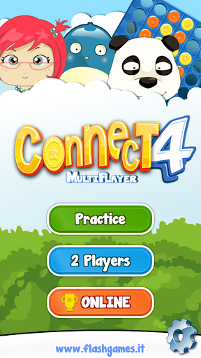 Connect 4 Multiplayer - Free