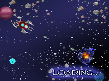 Amazing Space Shooter