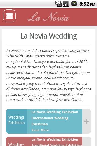 La Novia Wedding
