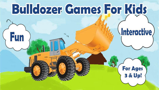 【免費教育App】Bulldozer Games For Kids-APP點子