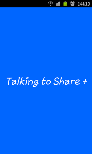 Talking to Share Plus