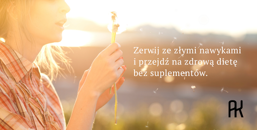 Dietetyk Agnieszka Komorowska