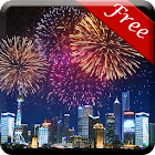 中国上海烟花LWP icon