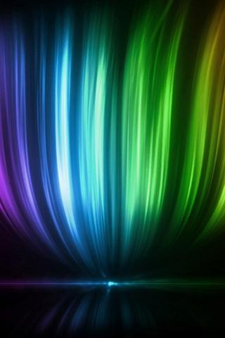 3D Amazed Color Wallpaper - screenshot