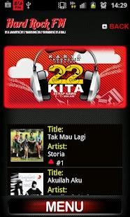 Hard Rock FM- screenshot thumbnail