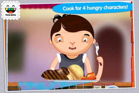 Toca Kitchen- screenshot thumbnail