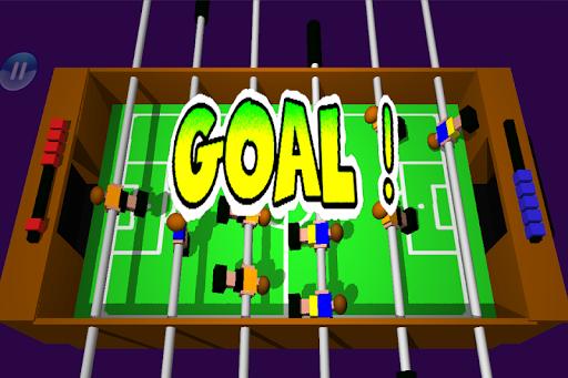 Table Football, Soccer 3D  screenshots 8