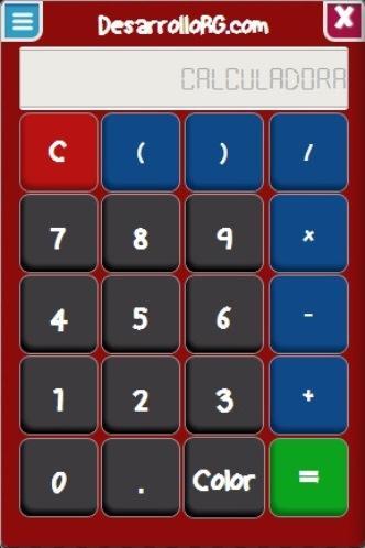 Calculadora Full
