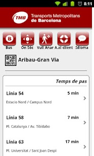 9TMB iBus Barcelona - screenshot thumbnail