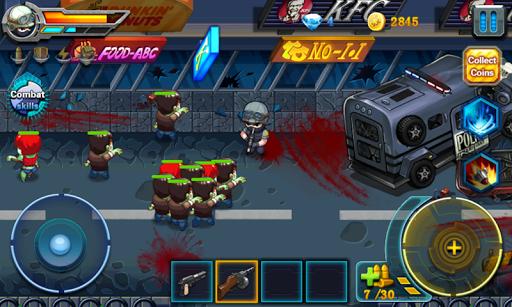 僵尸火力|玩街機App免費|玩APPs