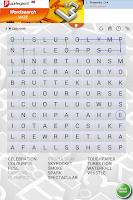 Screenshot of Puzzlesport UK