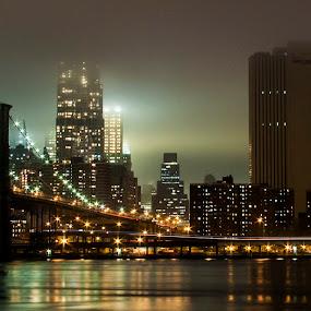 by Dominick Bianco - City,  Street & Park  Skylines (  )