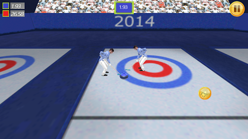 Olympic Curling 3D