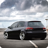 Volkswagen Golf 3D Wallpaper