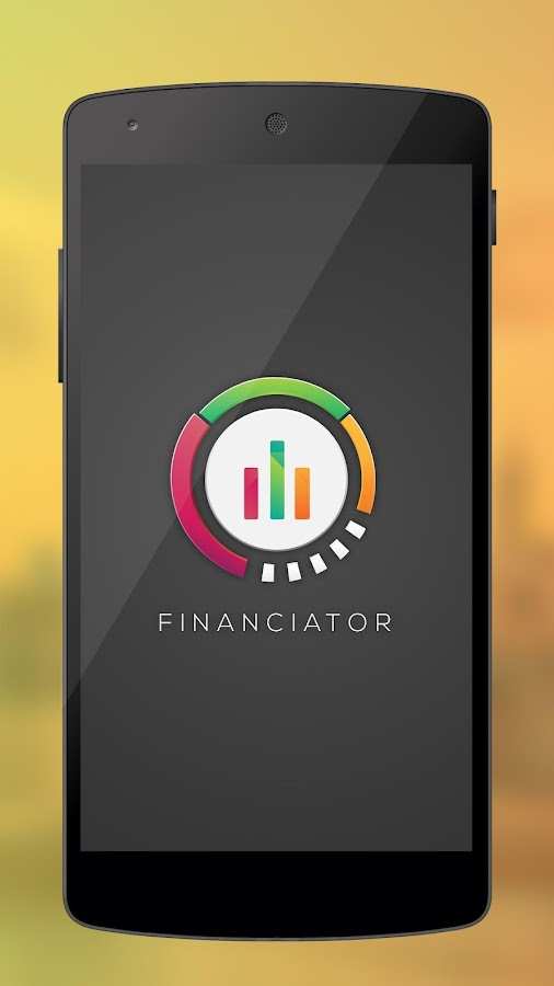 Financiator: Control de Gastos: captura de pantalla