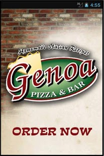 Genoa Pizza & Bar- screenshot thumbnail