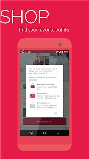 Personal shopper & stylist - screenshot thumbnail