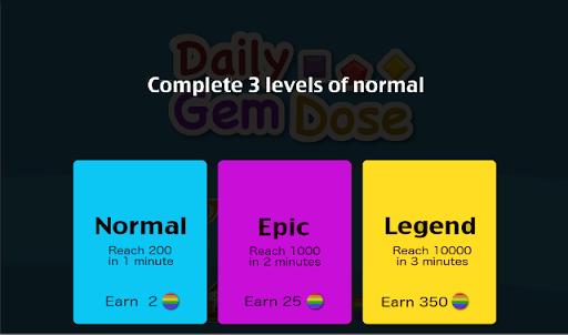 【免費休閒App】Daily Gem Dose-APP點子