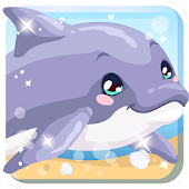 Dolphin Care Dress Up Game