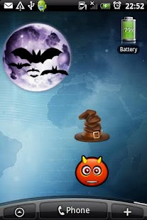 Halloween Widgets - screenshot thumbnail