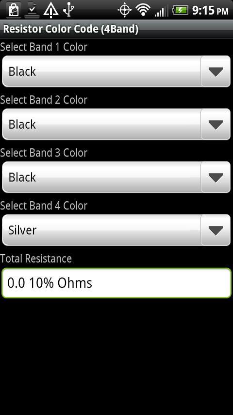 Electrical Tools Lite- screenshot