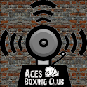 Aces Boxing Club Round Timer logo