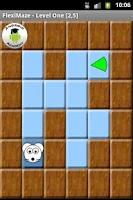 Screenshot of AA FlexiMaze