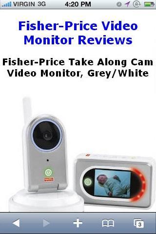 Take Along Cam Video Reviews
