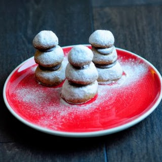 Snowmen Cookies - Edible Decorations