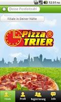 Screenshot of Pizza Trier