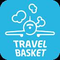 여행바구니 - 유럽배낭여행 모든것 (오프라인 지도) icon