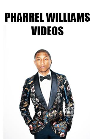 Pharrell Williams Videos - screenshot