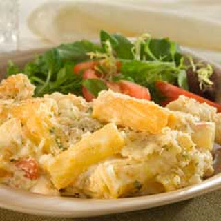 Baked Rigatoni With Ricotta Cheese Recipes.