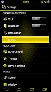 CM9 CM10 CM11 : Canary Cobalt - screenshot thumbnail
