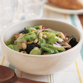 Broccoli and White Bean Salad