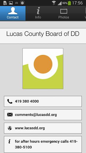 Lucas County Board of DD