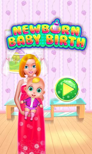 出生女嬰遊戲
