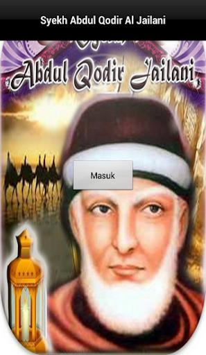 Syekh Abdul Qodir Al Jailani