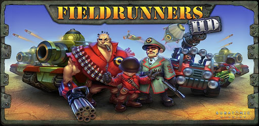 download Fieldrunners HD 1.18 Apk Game Android