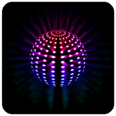 Discoball Live Wallpaper
