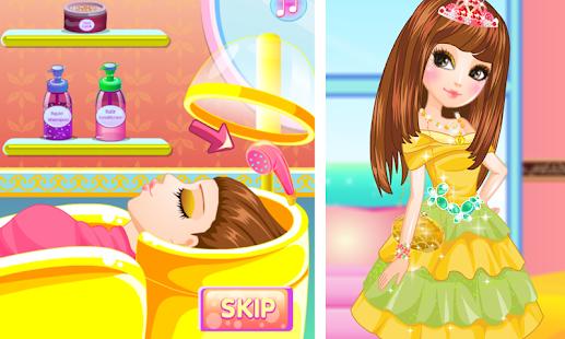 Little princess hair salon apps on google play screenshot image solutioingenieria Images
